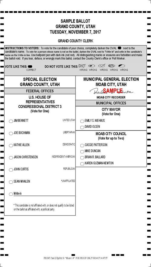 general sample ballot moab  ut official website